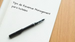 Tips de Revenue Management para hoteles