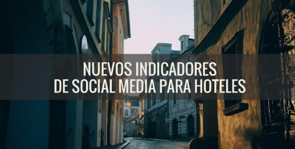 indicadores redes sociales hoteles